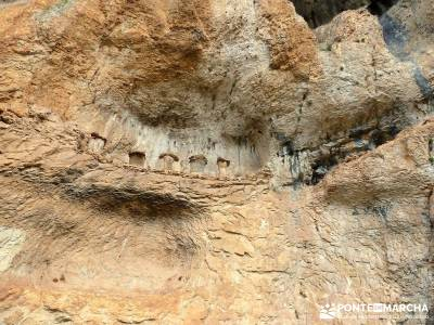 Integral Cañón Río Lobos; trekking semana santa; senderos viajes y turismo;viajes exclusivos
